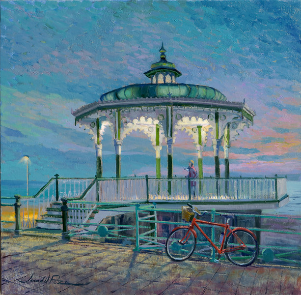 Bandstand night