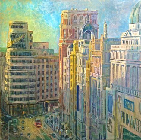 Edificios de Madrid