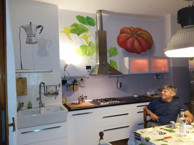 Mural Cocina