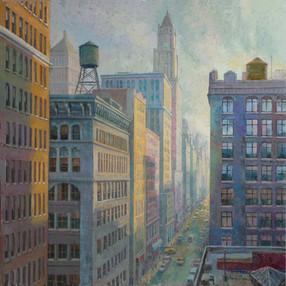 Main street NYC