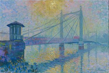 Bridge & sun