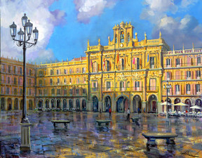 Plaza de Salamanca