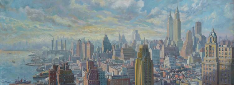 New York Urbanscape