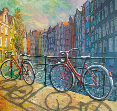 Amsterdam bikes 2