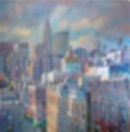 Oil on canvas 180 x180 cm
