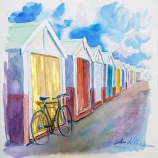 Bike Huts