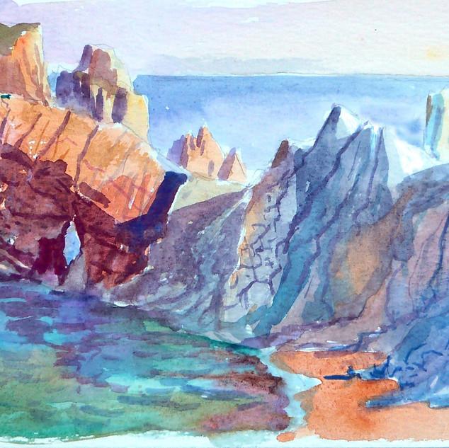 Cantabria coast