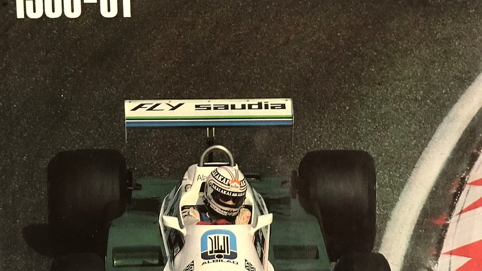 Autocourse 1980-81