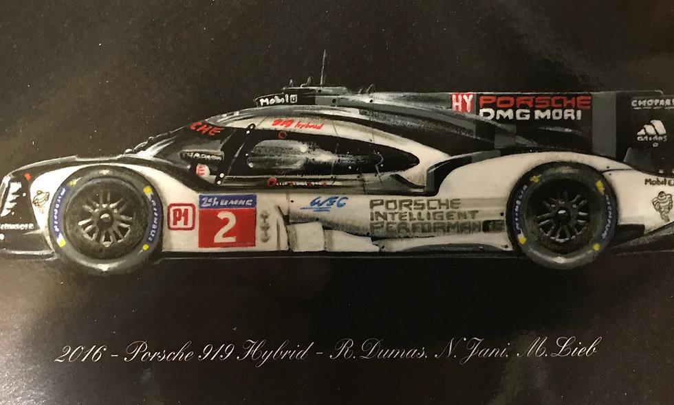 Le Mans Winners 1999-2016
