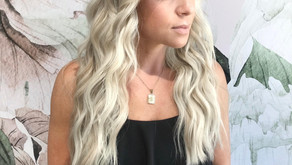 NBR Hair Extensions :  Pampered and Pretty Salon