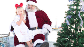 Coastal Christmas Session with Photographer Meredith Hilleary