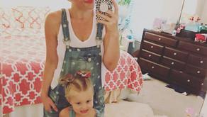 Spice Girl Mom Hair Tutorial : Fun Bun Braids
