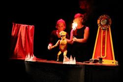 VITOR! puppet slam 2013