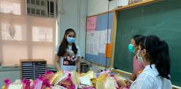 Back-to-school goodies bag