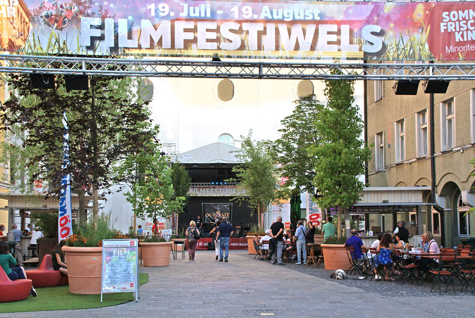 filmfestiwels entrance