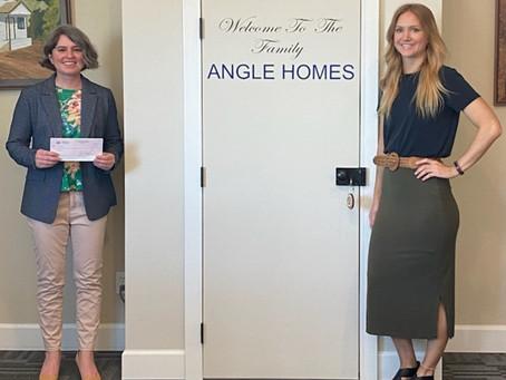 Angle Homes, Inc. Donates $4,000 to KALP