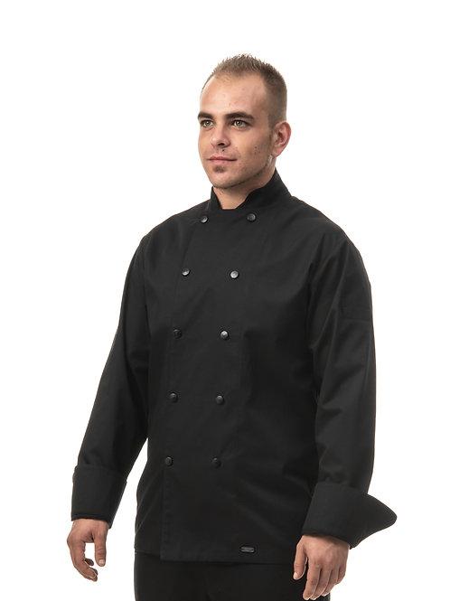 Peppa Long Sleeve Men's Chef Jacket