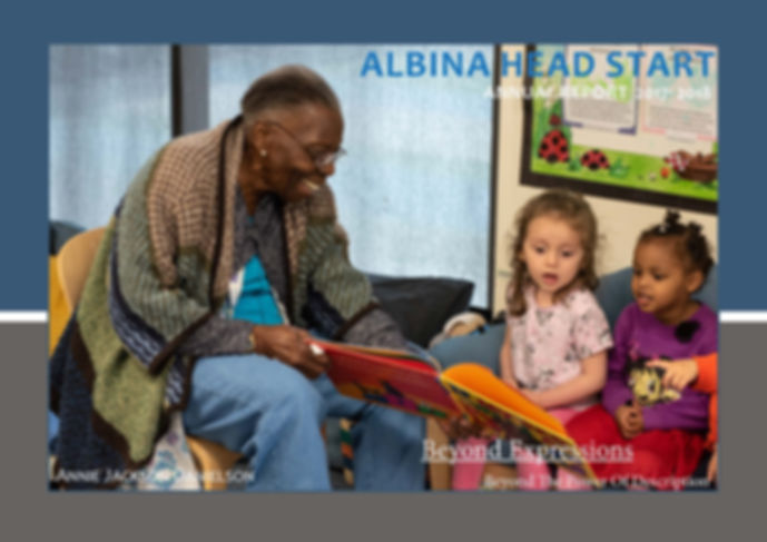 Albina Head Start 2017-2018 Annual Report