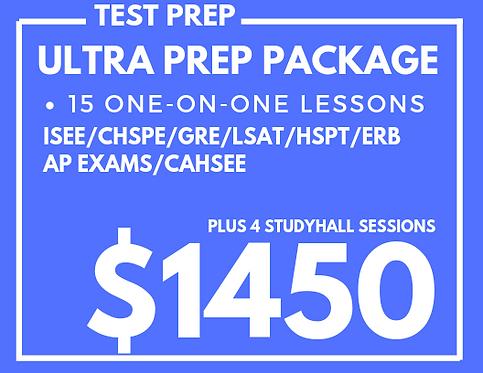 Ultra Prep Package