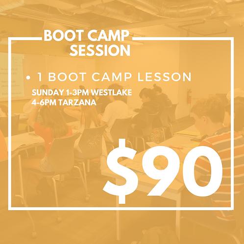 1 SAT/ACT Boot Camp