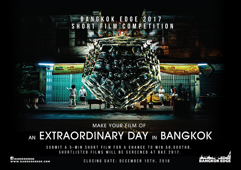 BangkokEdge2017 short Film Competition