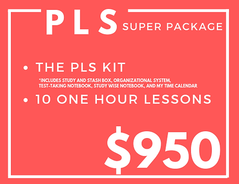 The Super PLS Package