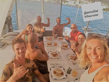 Renting catamaran vs. monohull in Greece
