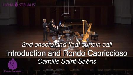 Saint-Saëns Introduction and Rondo Capriccioso