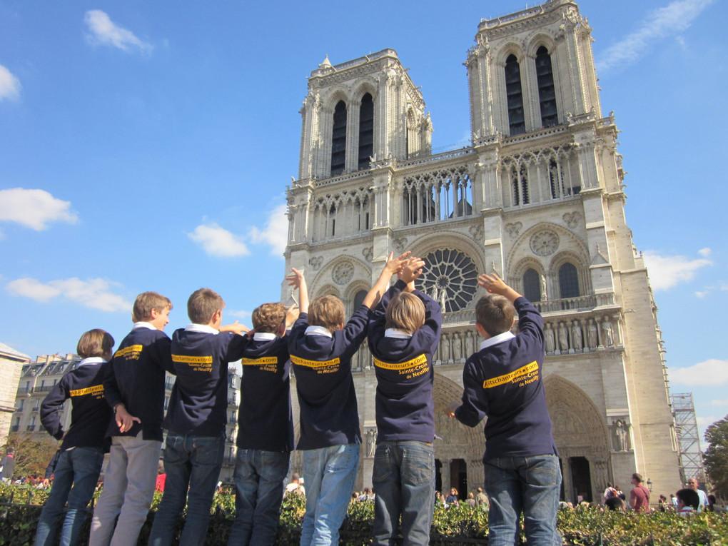22-NOTRE DAME DE PARIS ©Hippolyte WILLAU