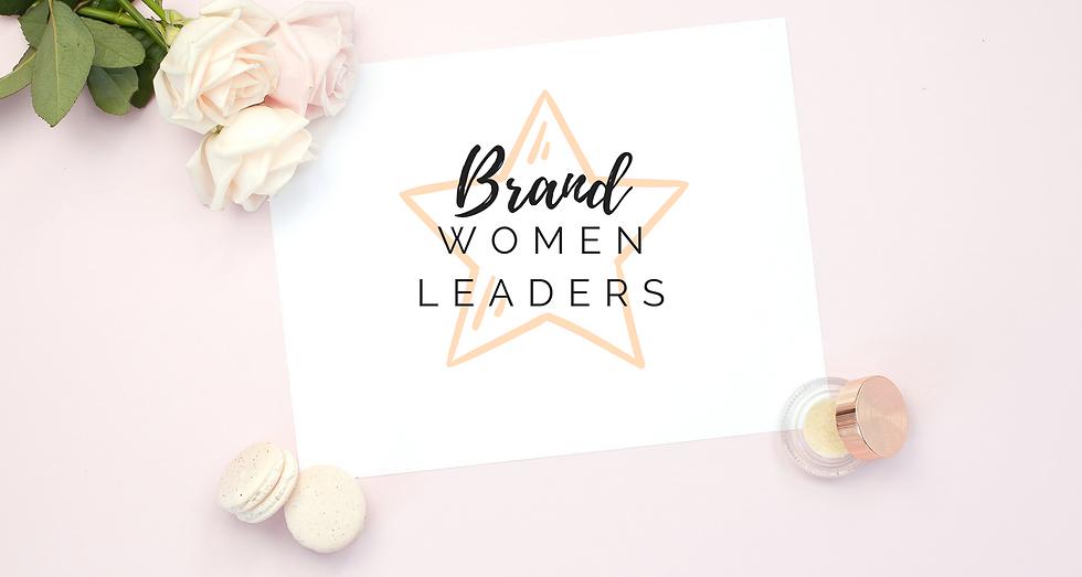 Brand Women Leader Personal Branding