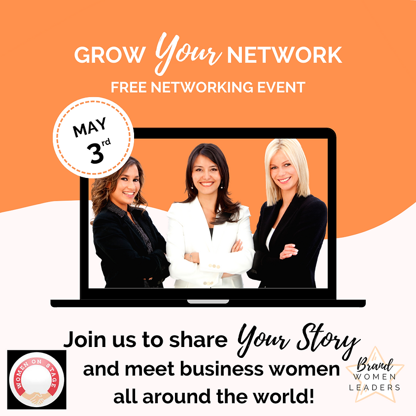 Grow YOUR Network - Free Networking Event for Women