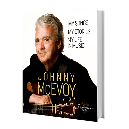 Special Limited Edition Johnny McEvoy – My Songs, My Stories, My Life in Music