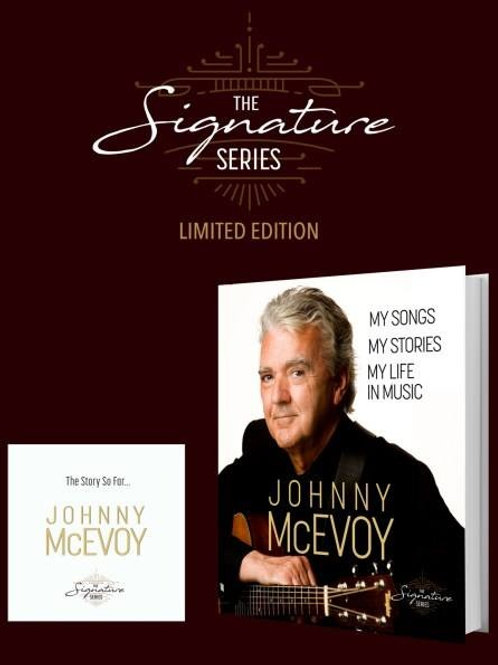 Johnny McEvoy Signature Series Set