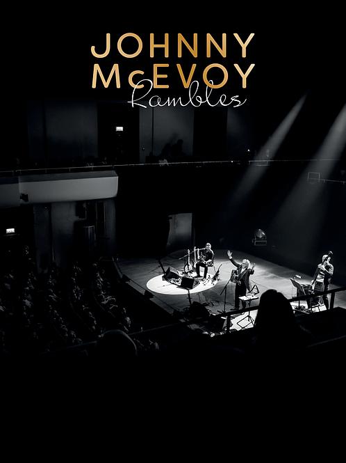 Exclusive Johnny McEvoy Magazine
