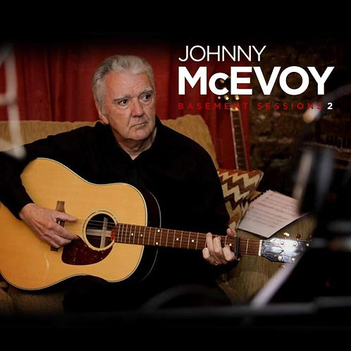 Johnny McEvoy – Basement Sessions 2