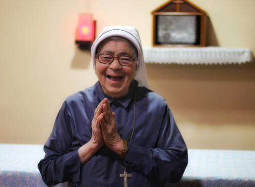 Sister Irma's Recovery Story