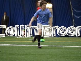 Collin Breen Soccer Highlight Video