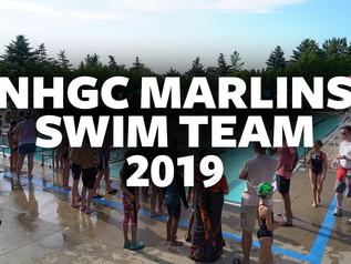 NHGC Marlins Swim Team 2019 Video