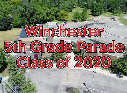 Winchester 5th Grade Parade 2020 Video