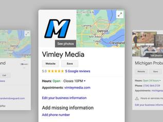 Google My Business Marketing