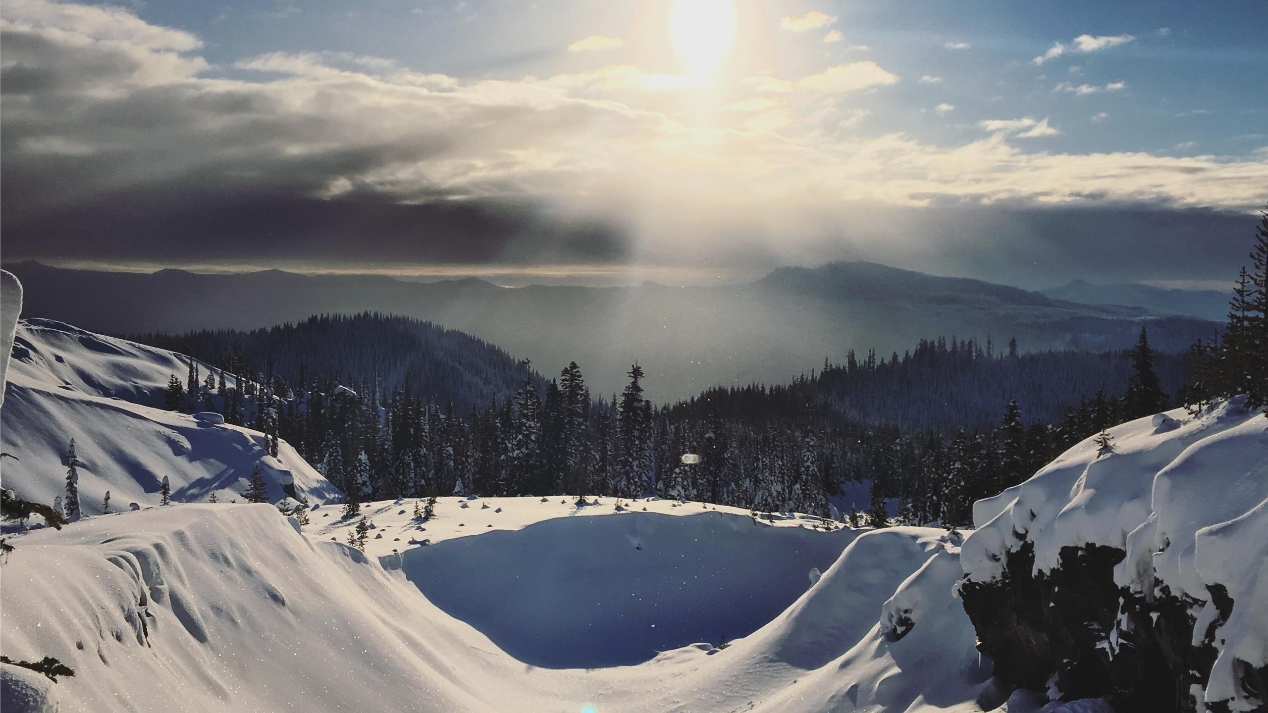 Ski Saint Helens