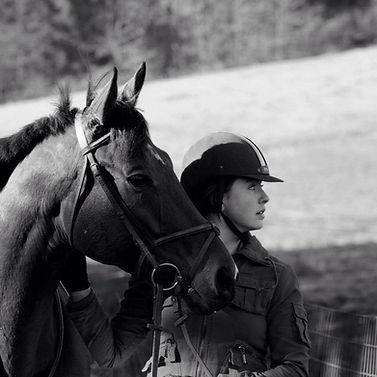 Equestrian Writer Corie Townsend