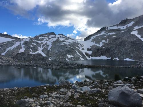 Prusik Peak in a Day