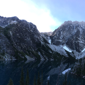 Thru-Running The Enchantments