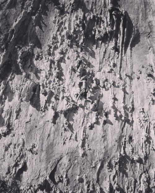 Sport Climbing in the Grand Grotta, Kalymnos, Greece