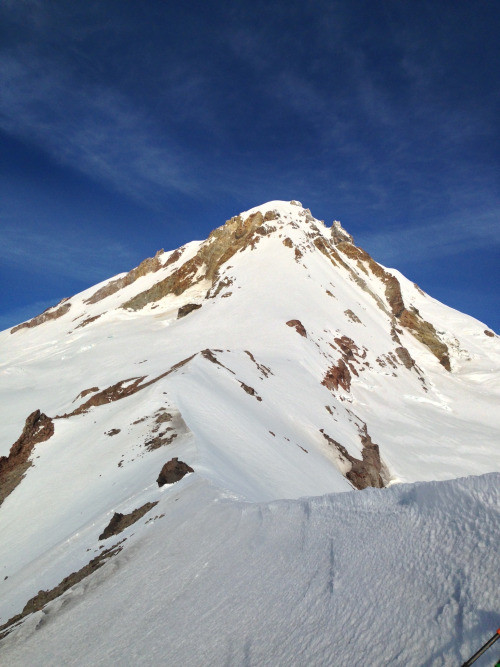 Mount Hood: North to South