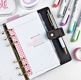 FREE personal size printable insert | plan2create freebie