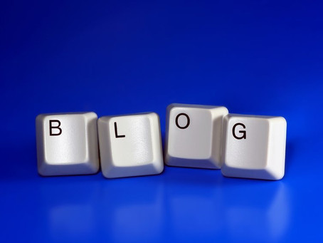 Our Blog - Coming Soon