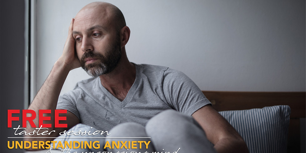 Taster Breaking Anxiety Session - Tredegar