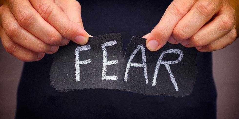 1-2-1 Fear/Phobia Time Line Therapy - VIA ZOOM